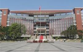 暨南大学礼堂