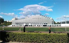 中国农业大学摔跤馆